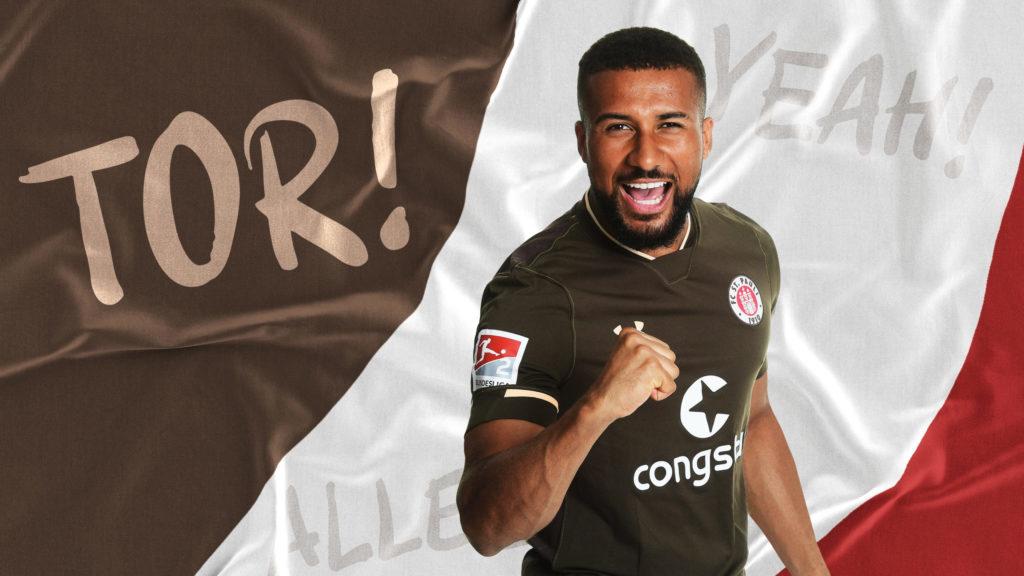 Daniel-Kofi Kyereh buzzing after netting winning goal for St. Pauli against Hamburg