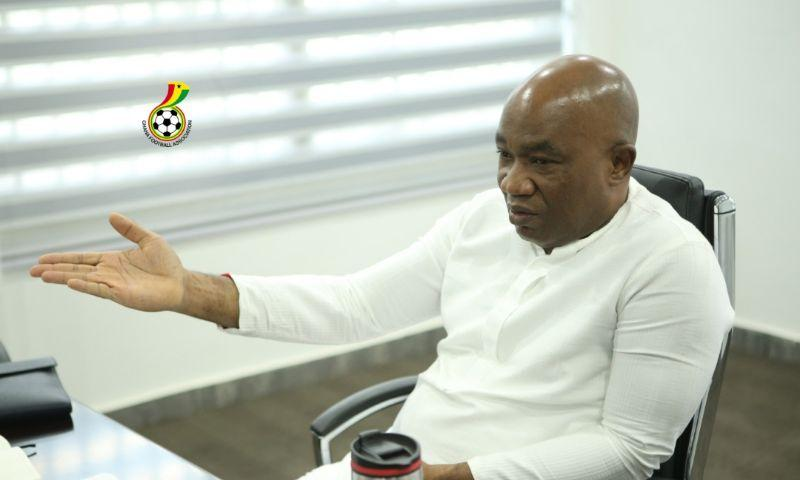 GFA veep Mark Addo made chairman for DOL Super Cup competition LOC