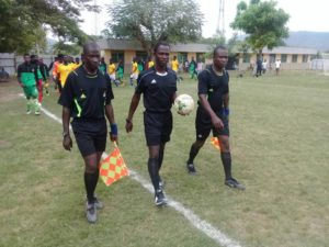 Division One League: Match officials for week 11 announced