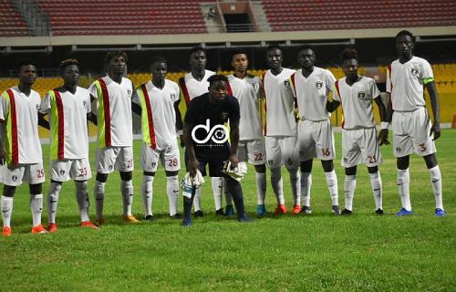20/21 Ghana Premier League matchday 17: Eleven Wonders beat Legon Cities FC 1-0 in Techiman