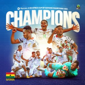 VIDEO: Black Satellites crowned Champions of U-20 AFCON for the fourth time
