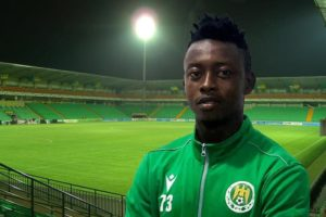 Moldovan side FC Codru Lozova complete signing of Accra Lions skipper Abubakar Salifu