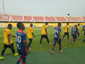 Asamoah Gyan nets debut goal for Legon Cities in 3-1 defeat to Black Stars