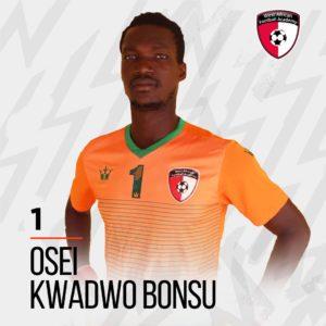 2020/21 Ghana Premier League: WAFA sign Osei Kwadwo Bonsu and Alhassan Abu Seidu ahead of second round