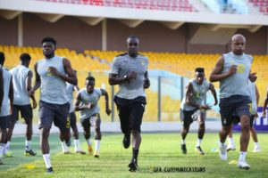 2021 Africa Cup of Nations qualifiers: Ghana big boys Ayew brothers and Thomas Partey join Black Stars for Sao Tome clash