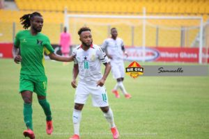 2021 Africa Cup of Nations qualifiers: Gladson Awako elated after Black Stars debut in Sao Tome win