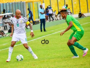2021 Africa Cup of Nations qualifiers: Swansea City nervous as Andre Ayew limps off as Ghana hammer Sao Tome