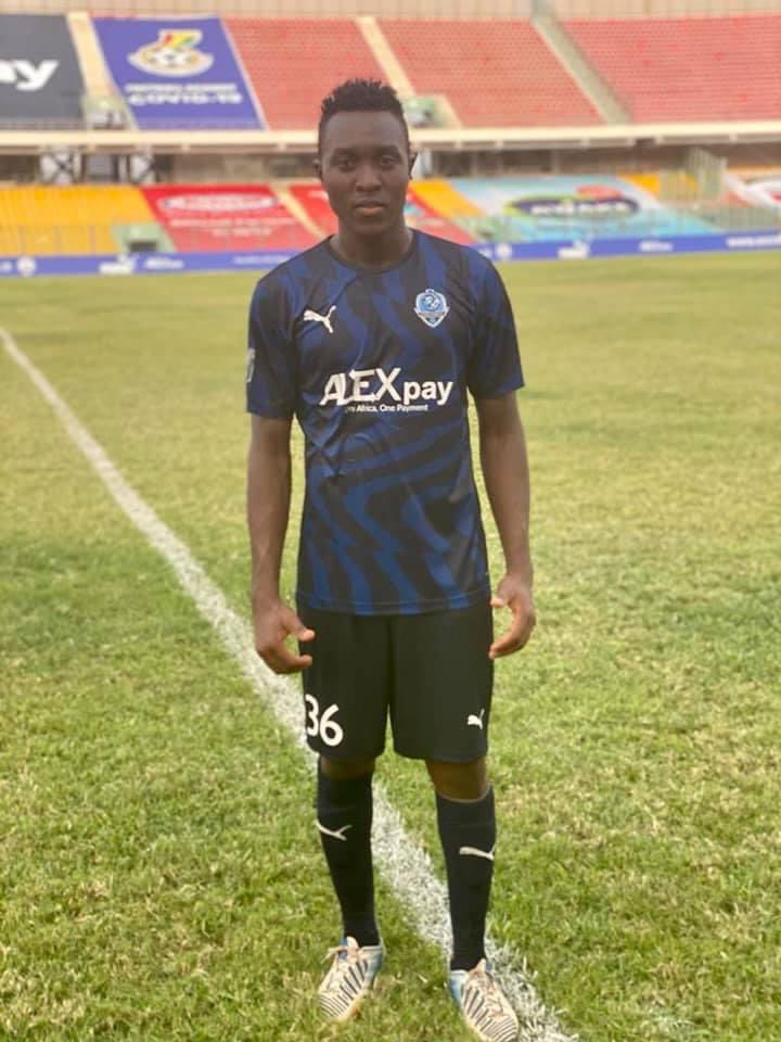 DOL Zone One: Rauf Salifu nets brace to earn point for Accra Lions in draw against Danbort
