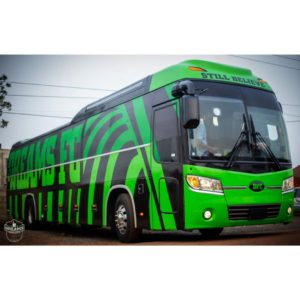 Dreams FC outdoors stunning bus ahead of GPL second round [PHOTOS]