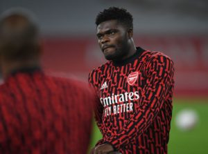 Thomas Partey has alot to offer Arsenal - BT Sports Pundit Steve Sidwell
