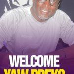 BREAKING: Medeama announces capture of Yaw Preko as head coach