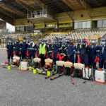 Len Clay Stadium fumigated ahead of GPL second round