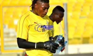 Ex-Ghana goalie Abukari Damba applaud Razak Abalora's performance in South Africa game
