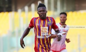Hearts of Oak midfielder Ibrahim Salifu hopeful of winning GPL title