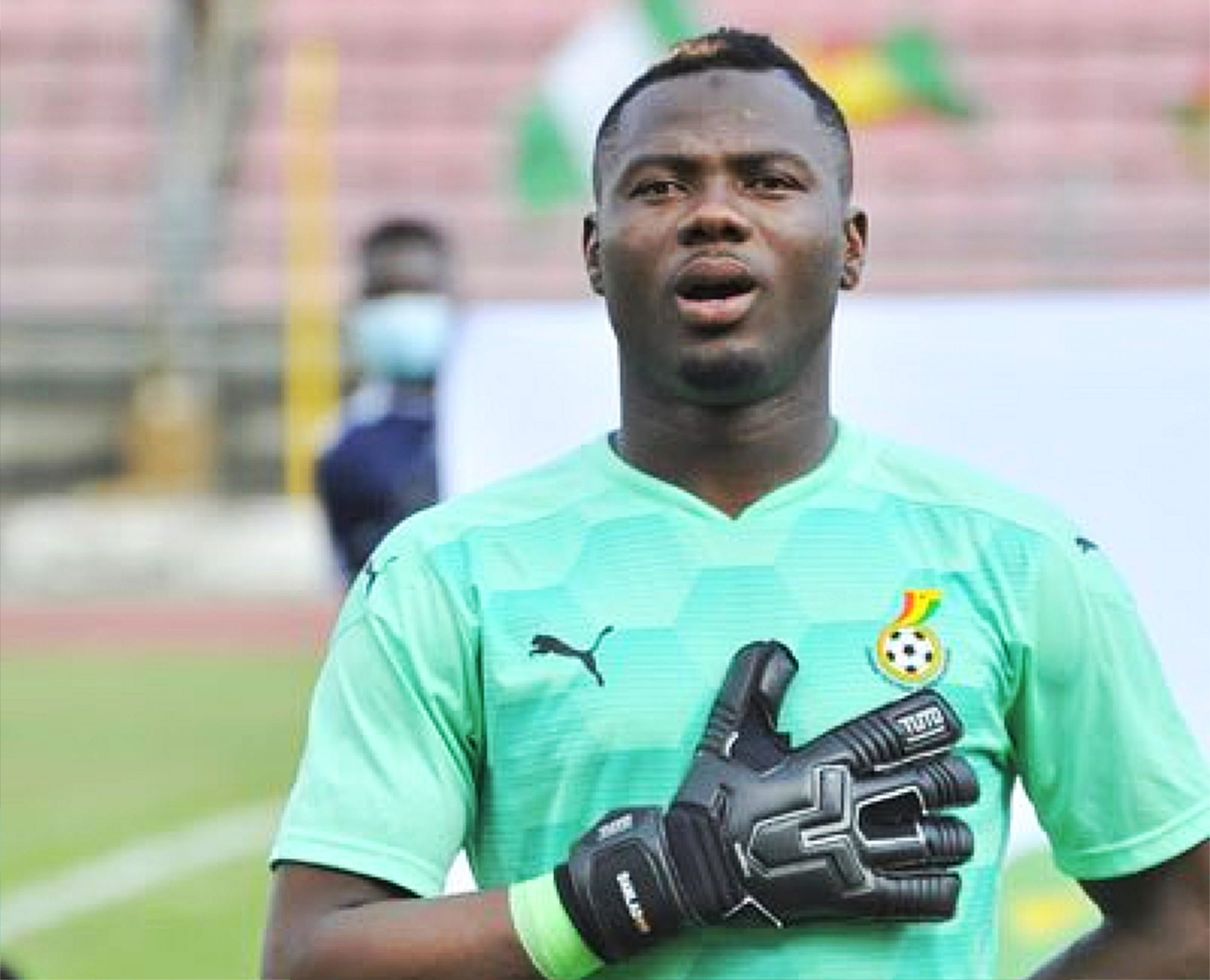 Winning Goalkeeper of the Season Award is no fluke - Danlad Ibrahim