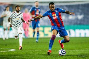 Jordan Ayew impressed as Palace hold Manchester United