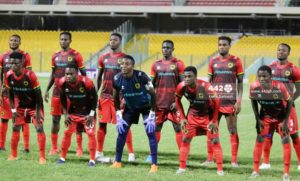 20/21 Ghana Premier League matchday 17: Wahab Adams, Mudasiru Salifu starts for Kotoko against Sharks