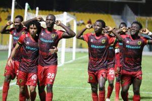 20/21 Ghana Premier League: Late Naby Keita strike gives Asante Kotoko victory against King Faisal