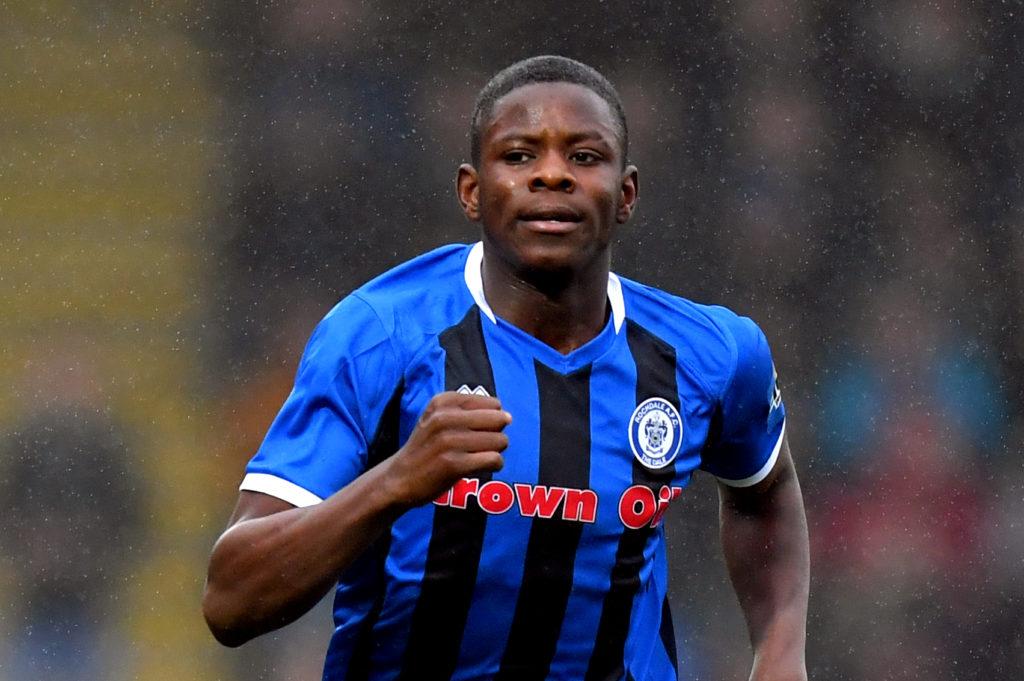 Kwadwo Baah Making A Name For Himself In England