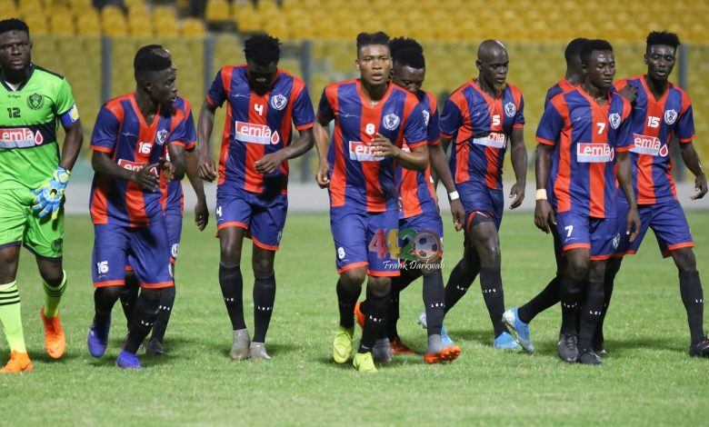 2021 Ghana Premier League: Legon Cities v Great Olympics matchday 19 preview