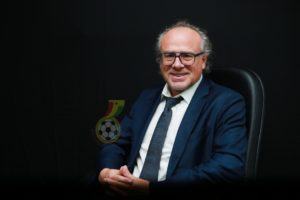I will do my best to ensure Ghana end Afcon trophy drought - FA technical director Bernhard Lippert assures