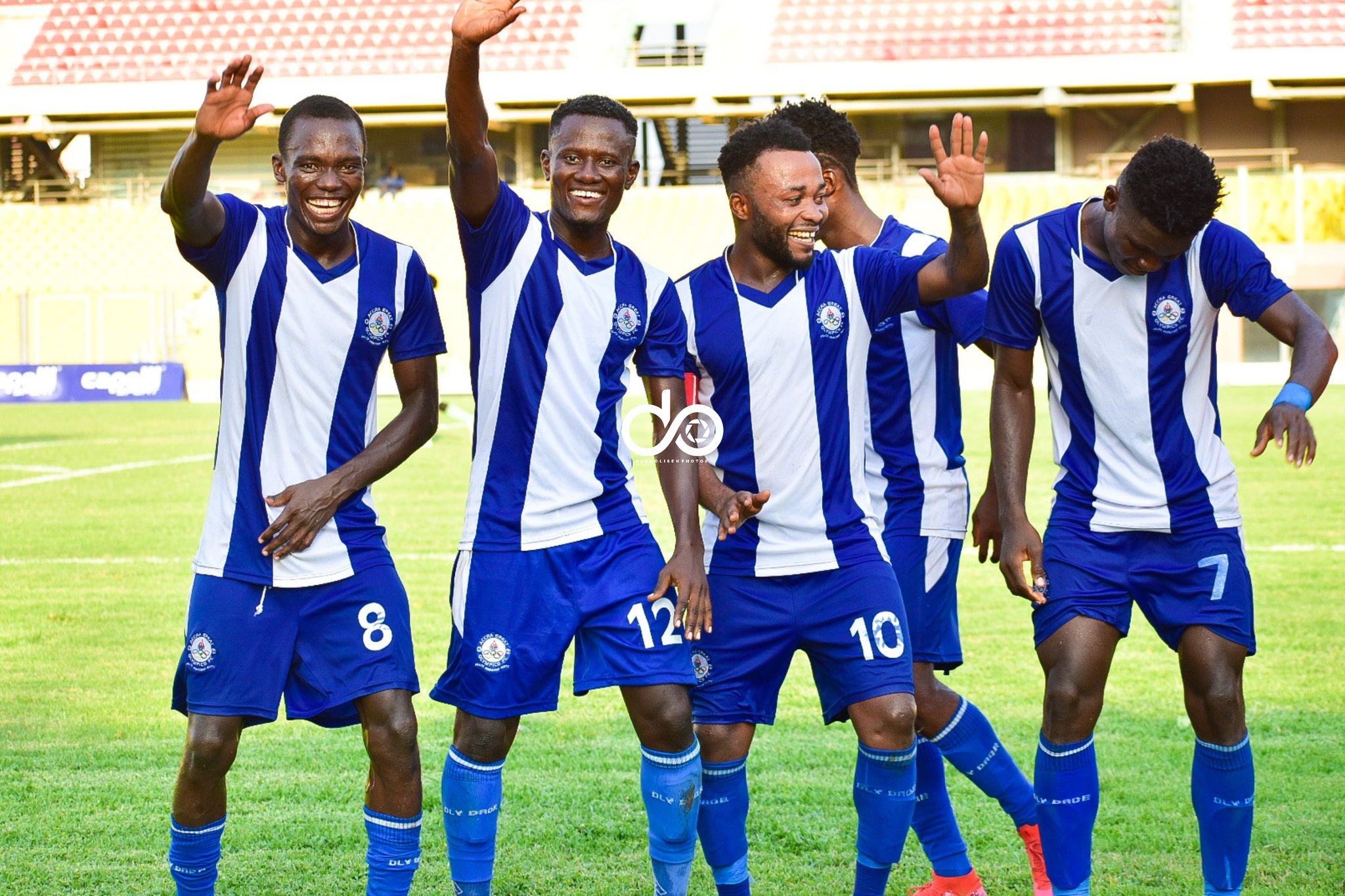 20/21 Ghana Premier League matchday 17: Great Olympics beat Dreams FC 1-0 in Dawu to climb to second