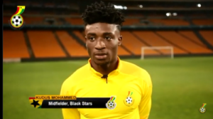 VIDEO: Black Stars are ready for South Africa clash - Ajax midfielder Mohammed Kudus