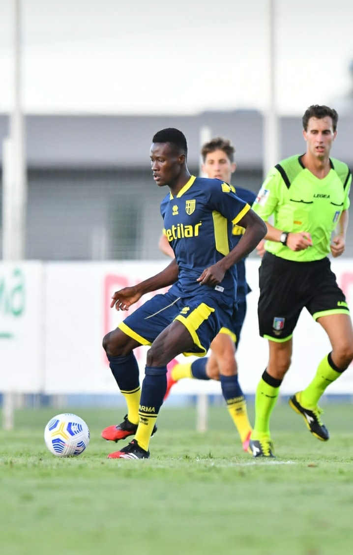 Talent Tavern: Ghanaian youngster Ahmed Awua stars in Parma's 4-1 win over  Monza in Italy's U19 championship