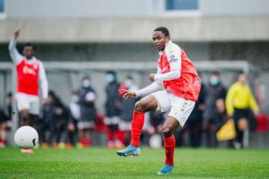Talent Tavern: Ghanaian youngster Abdul Rahim makes cameo appearance for Braga against Estoril in Portuguese Liga Revelacao