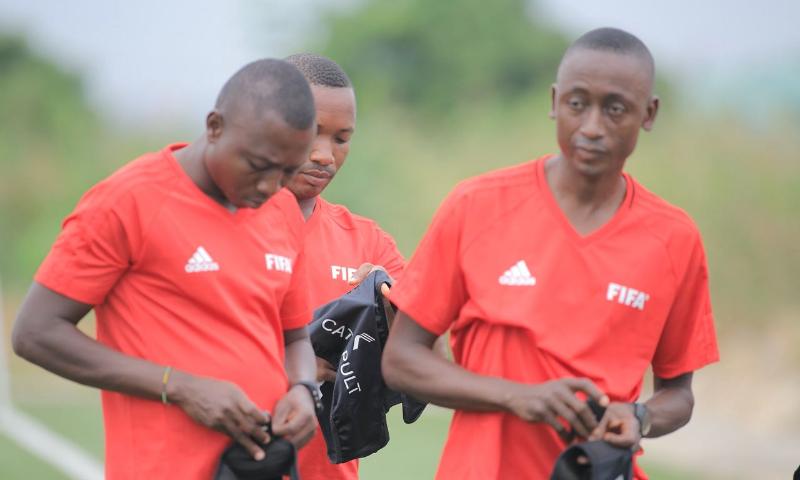 2021 Ghana Premier League: Referee Abdul-Latif Qadir suspended for rest of season