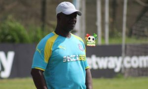 Ashanti Gold appoint Isaac Sarfo as Head Coach