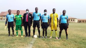 Division One League: Match officials for match week 10 announced