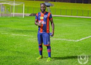 Asamoah Gyan influenced my decision to join Legon Cities - Han Kwofie