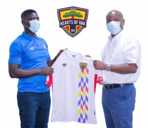 We will ensure he succeeds, says Hearts of Oak Board Chairman Togbe Afede XIV