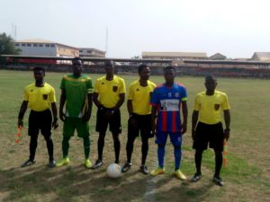 Division One League: Match Officials for week 13 announced