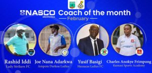 WPL Coach of the month for February nominees announced