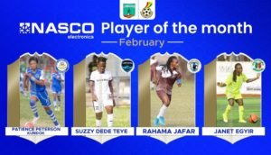 WPL Player of the month for February nominees announced