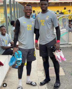 Black Satellites goalkeeper Ibrahim Danlad delighted with Black Stars call-up
