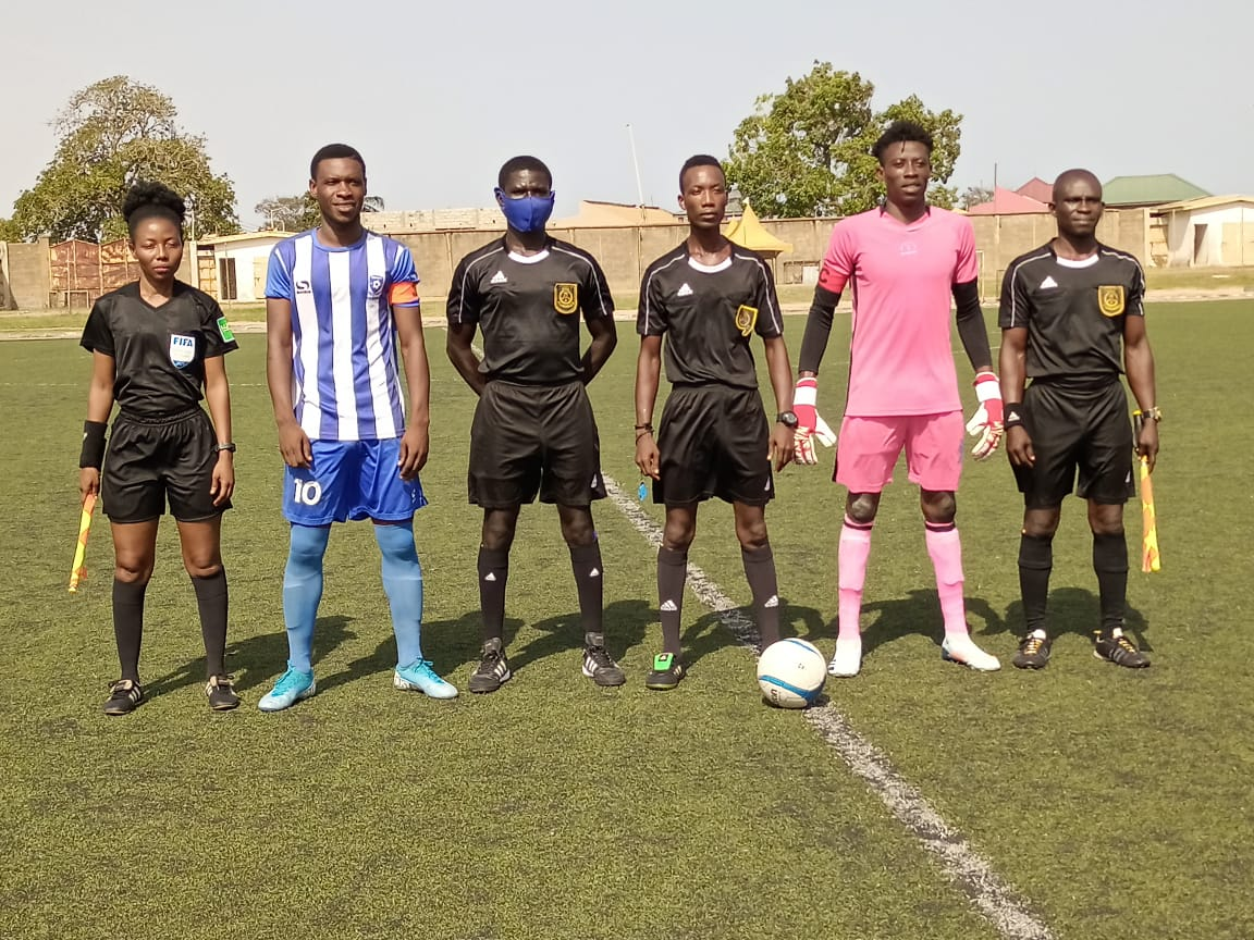 Division One League: Match officials for week 14 announced