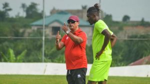 Caf Champions League final is the target - Kotoko coach Mariano Barreto