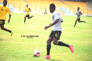 Twenty-four Black Stars players to report to camp Monday