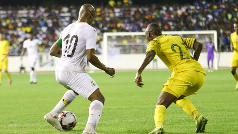 FEATURE: Can Bafana Bafana can take confidence from good record vs Ghana?