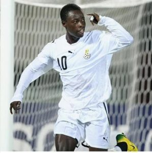 I will not allow my child to play for Ghana - Former Ghana U-17 Star, Ransford Osei