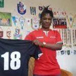 It is a dream come true to play in Europe- Black Queens forward Priscilla Hagan