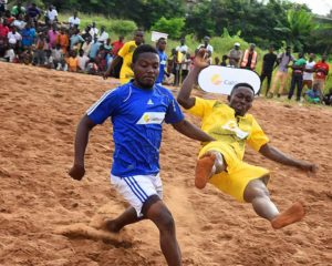 GFA president holds meeting with Beach Soccer Committees following AFCON withdrawal