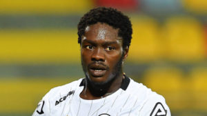Emmanuel Gyasi names ex-Ghana captain Stephen Appiah and Asamoah Gyan as his idols