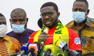 Support Nana Yaw Amponsah - Business mogul SK Boafo urges Kotoko fans