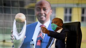 Motsepe: Five things you need to know about Caf presidential hopeful and Mamelodi Sundowns president