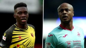 FEATURE: Sarr or Ayew - Who's better placed for automatic promotion?