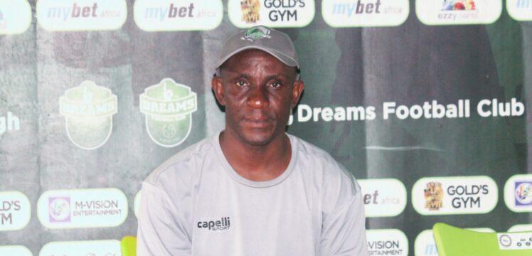 2020/21 Ghana Premier League: Inter Allies coach Felix Aboagye satisfied with draw against Dreams FC